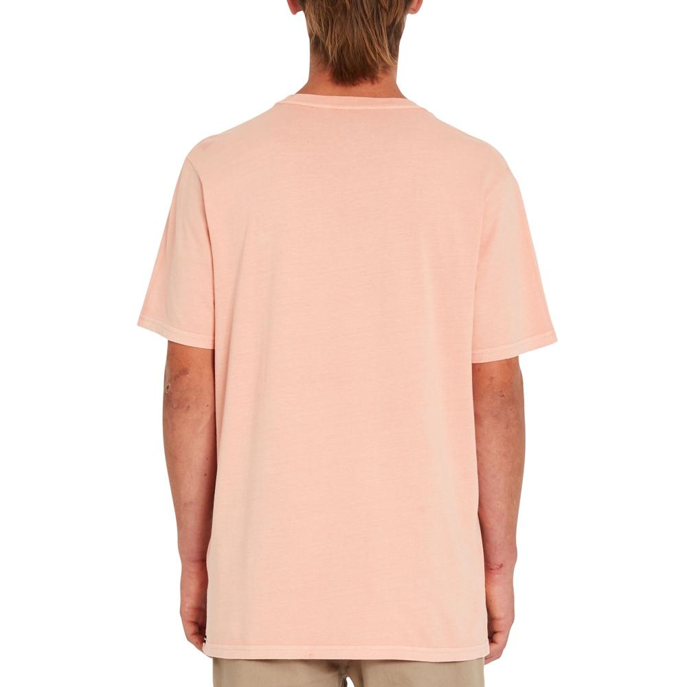 Volcom Solid Stone Emb - clay orange Größe: S Orange: clayorange