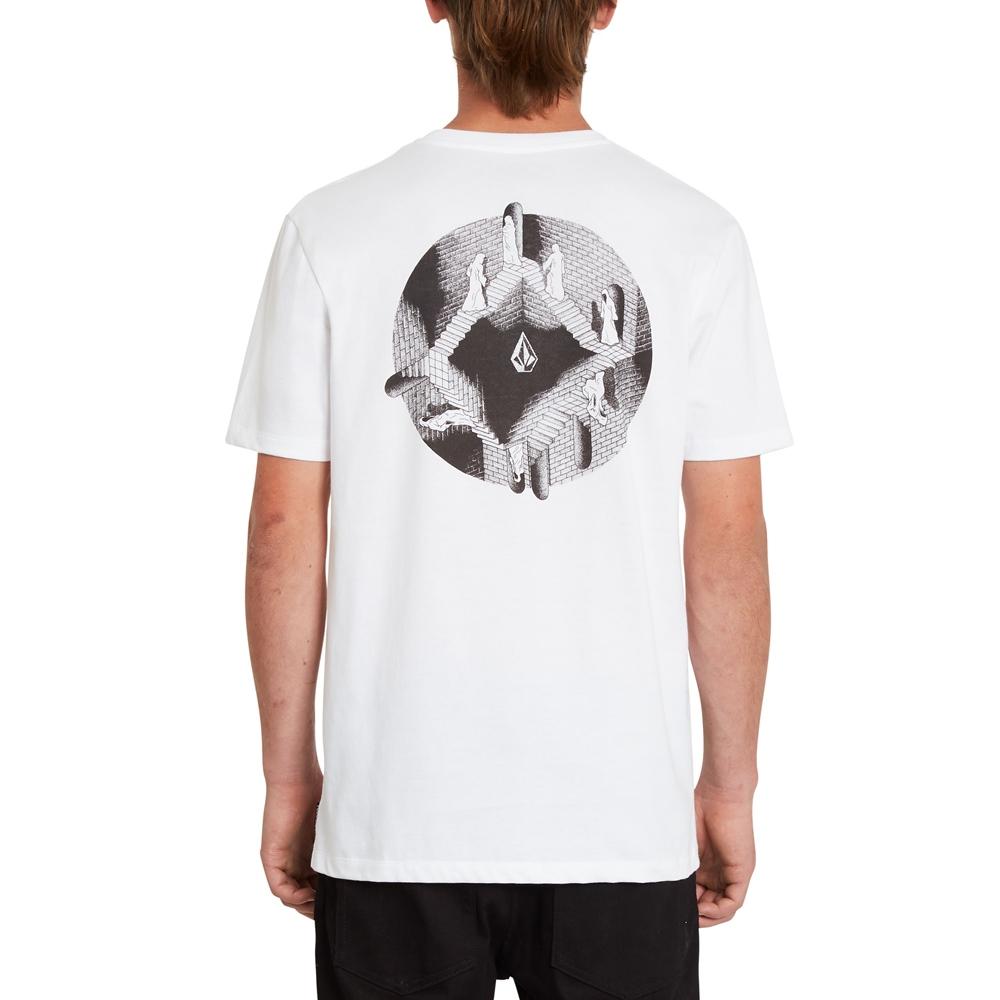 Volcom C. Vivary - white Größe: S Weiss: white