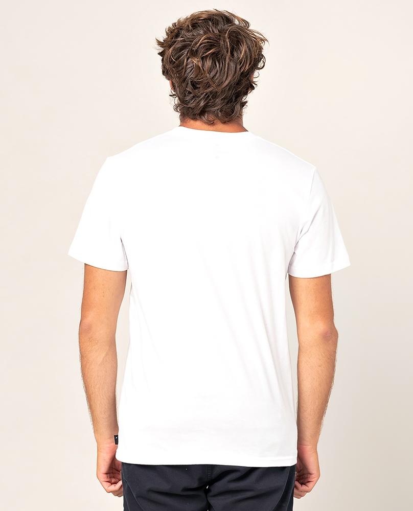 Rip Curl In Da Pocket - white Größe: S Weiss: white