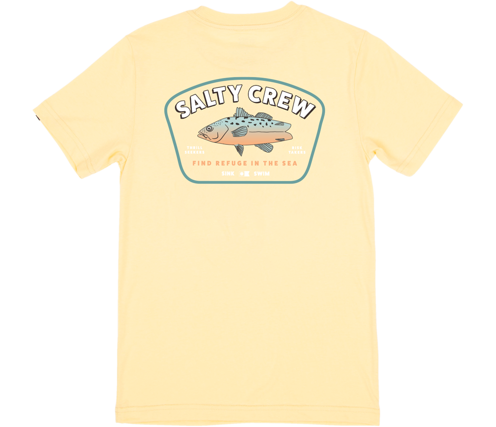 Salty Crew Creature - banana Größe: S Farbe: banana