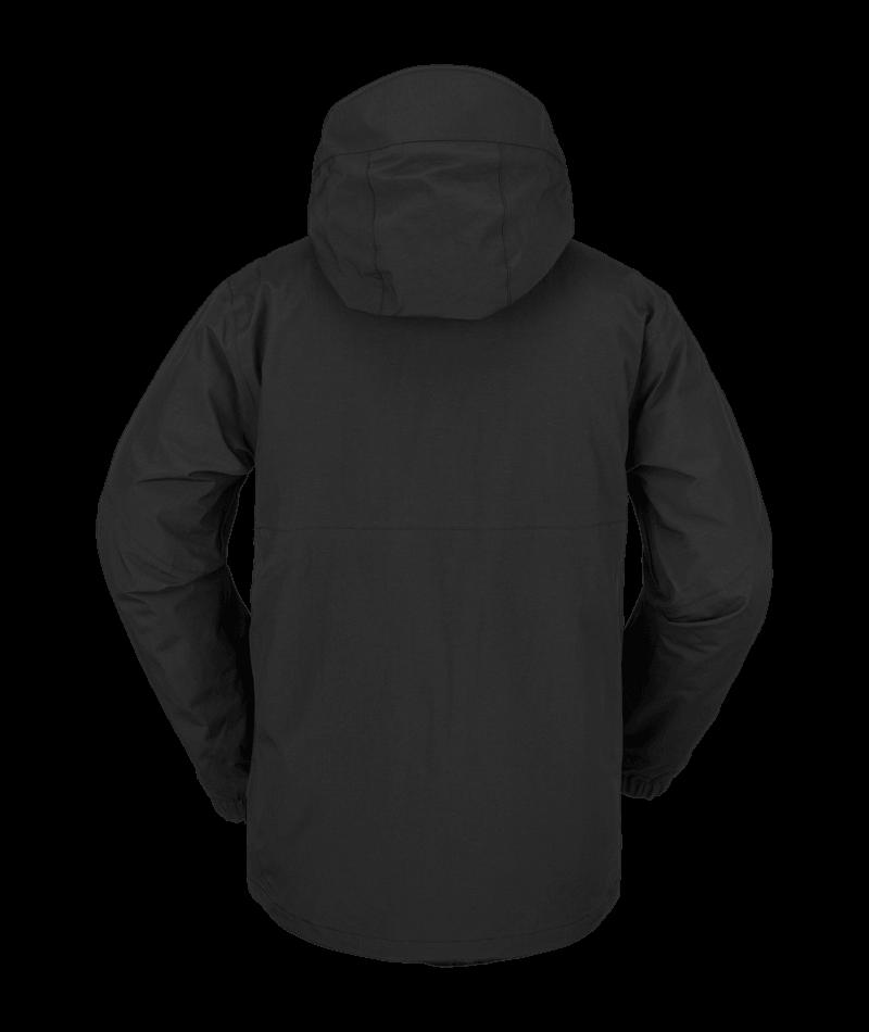 Volcom L Gore-Tex - black Größe: S Schwarz: black