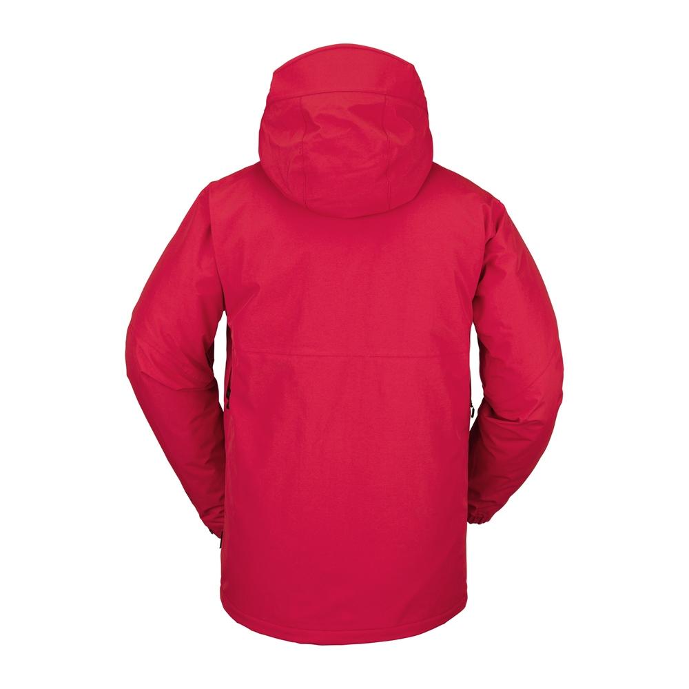 Volcom L Gore-Tex - red Größe: S Rot: red