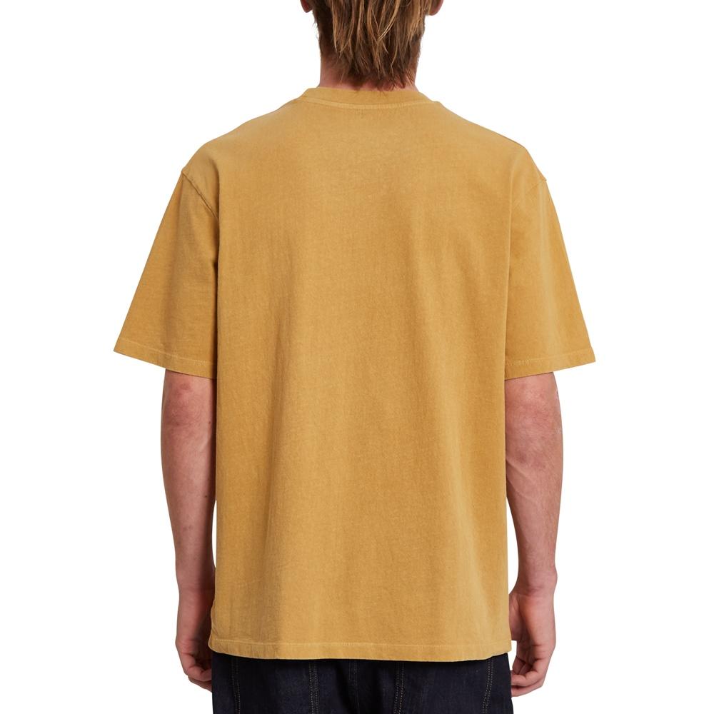 Volcom Animoscillator - mustard gold Größe: S Braun: marigold