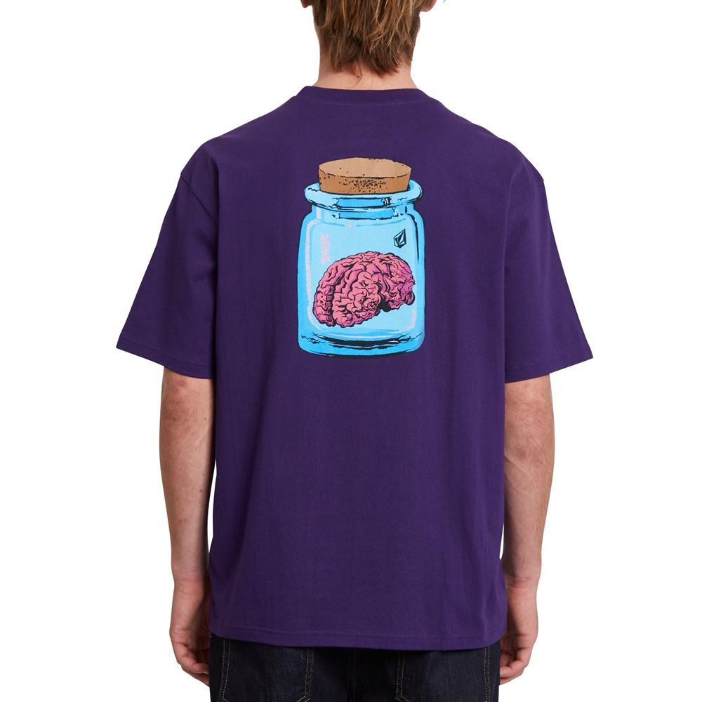 Volcom Mindbottle - violet indigo Größe: S Farbe: violetindi