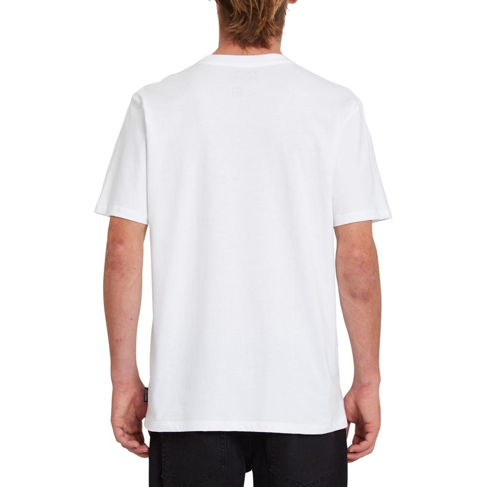 Volcom Max Loeffler FA - white Größe: S Farbe: white