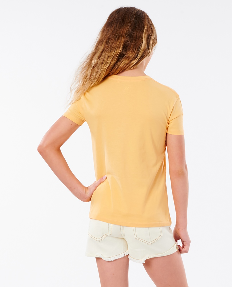 Rip Curl Tallows Girl - orange Größe: 128_M Farbe: orange