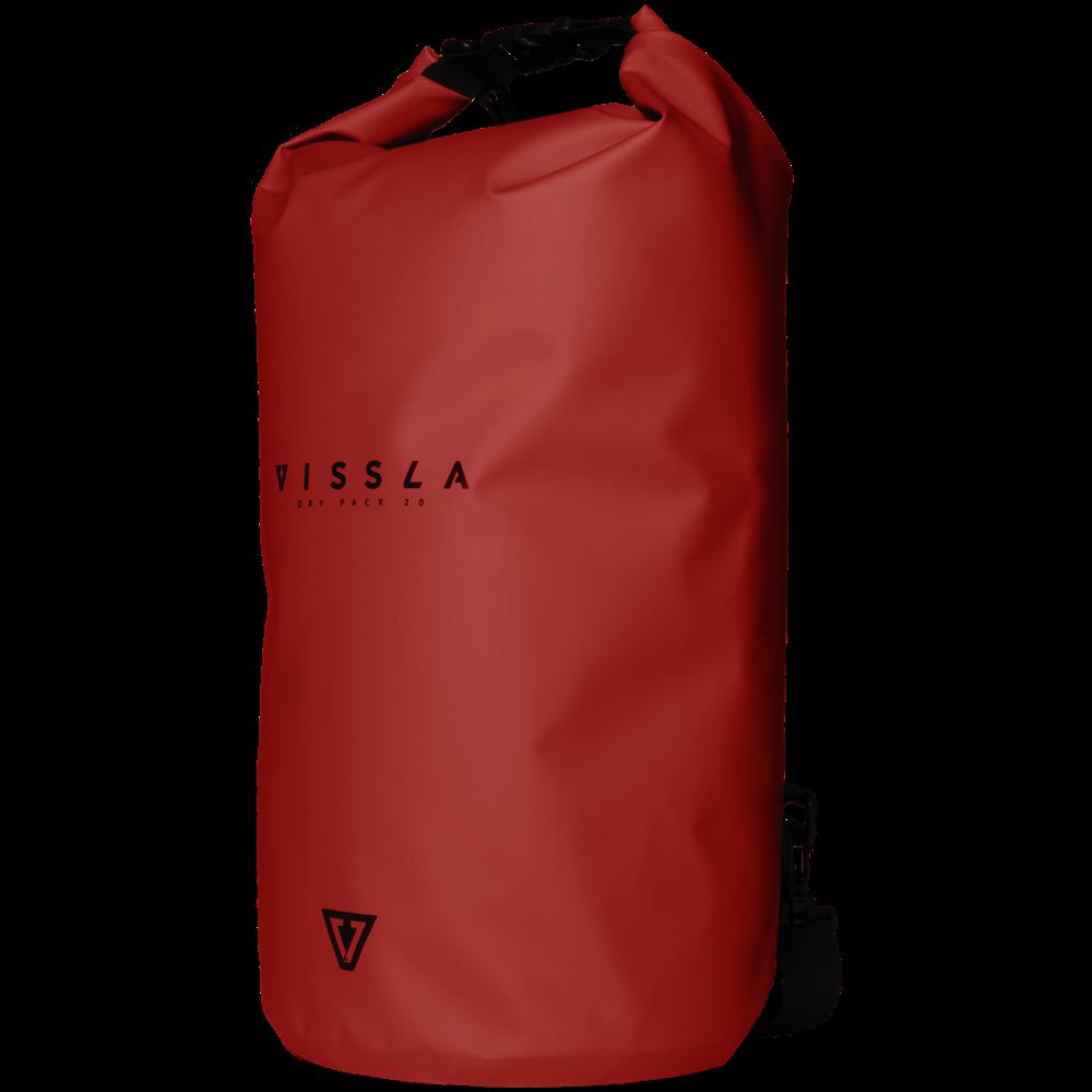Vissla 7 Seas Dry Pack 20L - red Größe: 20L Farbe: red