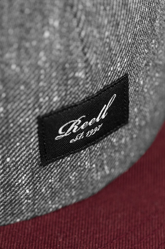 Reell Pitchout - charcoal speckle marron Größe: Onesize Farbe: charcoalsp