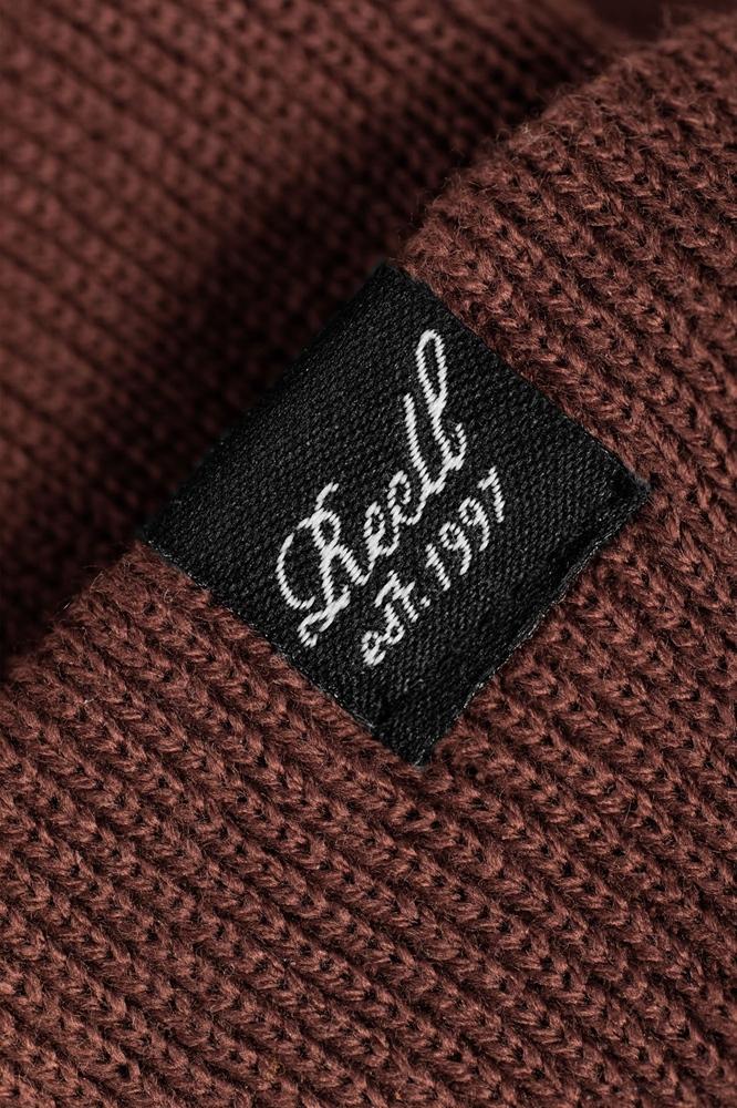 Reell Beanie - brick Größe: Onesize Farbe: brick