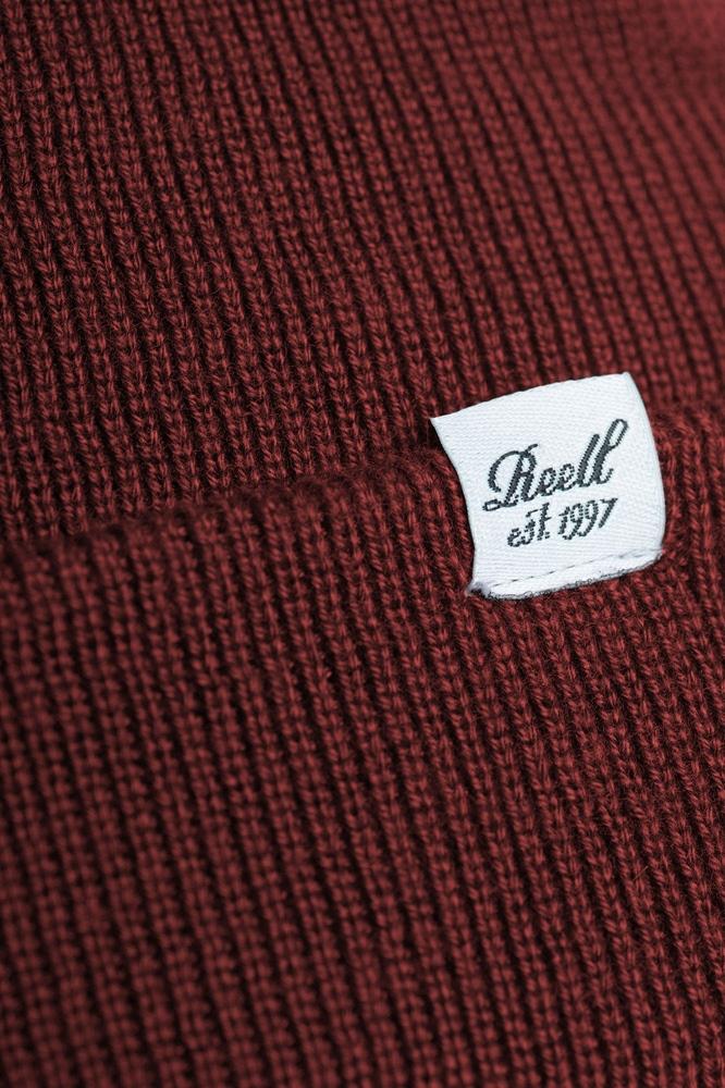 Reell Beanie - burgundy Größe: Onesize Rot: burgundy