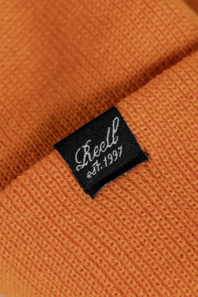 Reell Beanie - orange Größe: Onesize Orange: orange