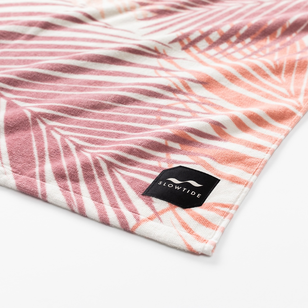 Slowtide Hala 152cm x 76cm - pink Größe: 152 x 76 Farbe: pink