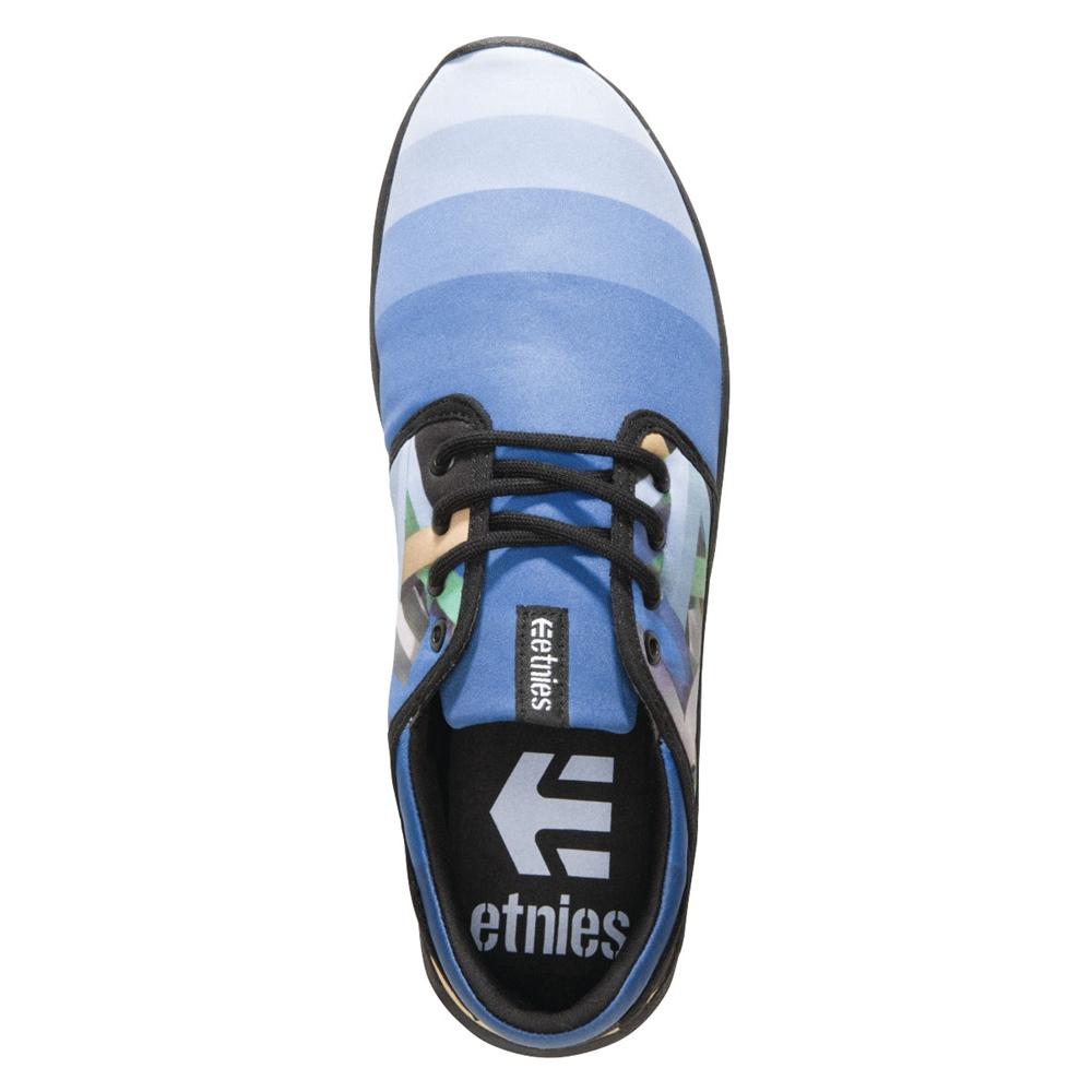 Etnies Scout X - Juan Travieso - black blue Größe: 12 Farbe: JUAN TRAVI