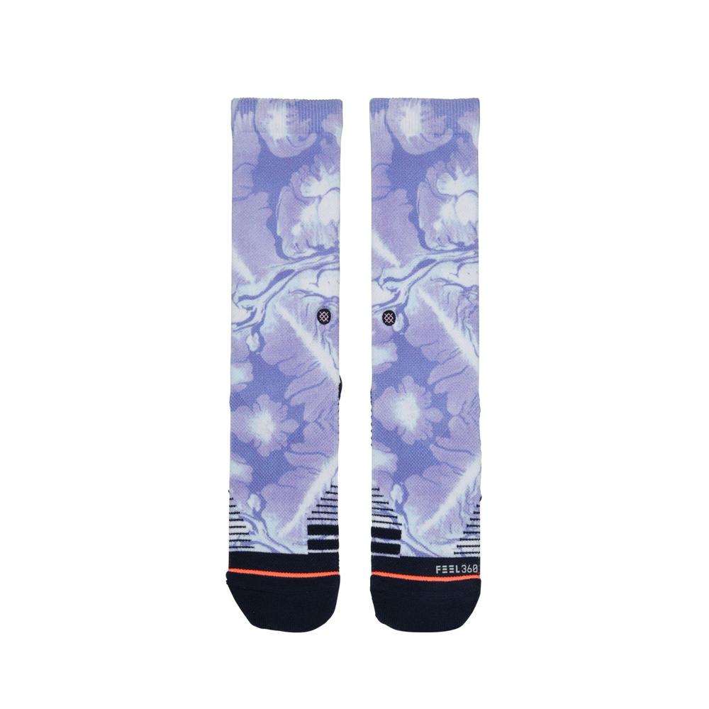 Stance wms Socke Squat Goals purple Größe: S Farbe: purple