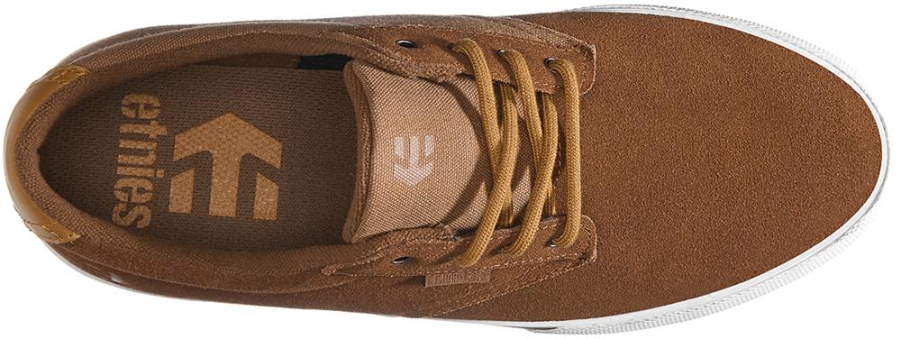 Etnies Jameson Vulc - brown tan Größe: 6½ Farbe: browntan