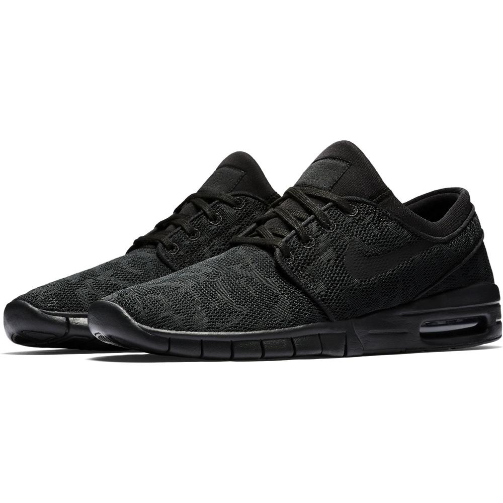 Nike SB Stefan Janoski Max - black Größe: 6½ Farbe: blackblack