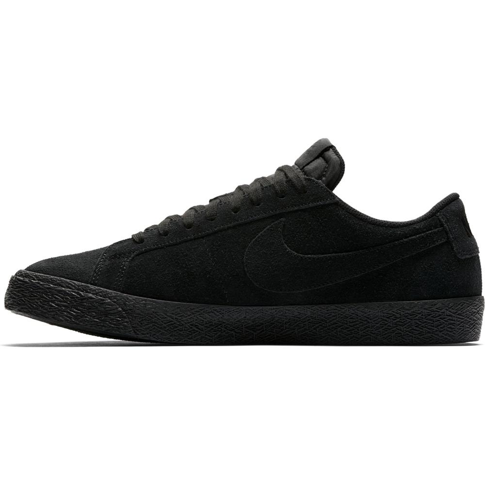 Nike SB Blazer Low - black Größe: 6½ Farbe: black