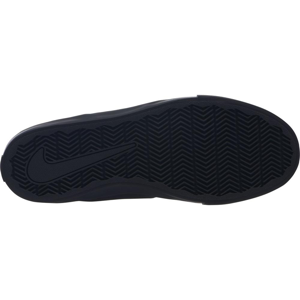 Nike SB Portmore II Mid - black Größe: 6½ Farbe: black