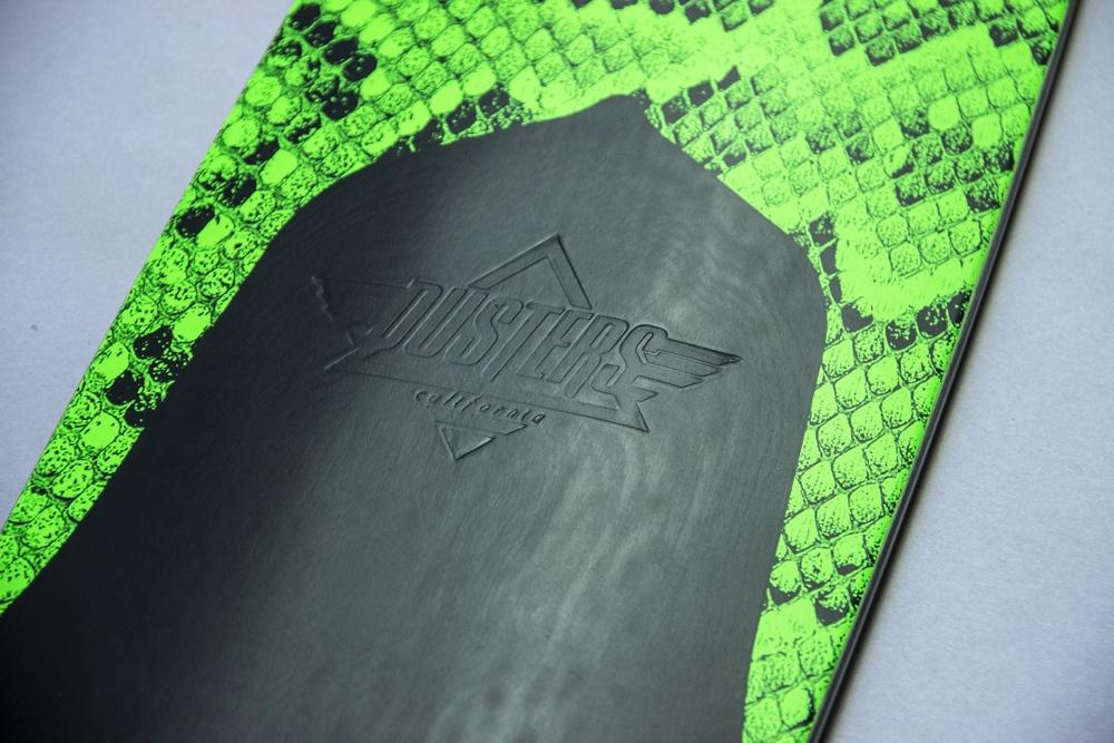 Dusters Channel Snakeskin 9.375x38.00 Größe: 9.375
