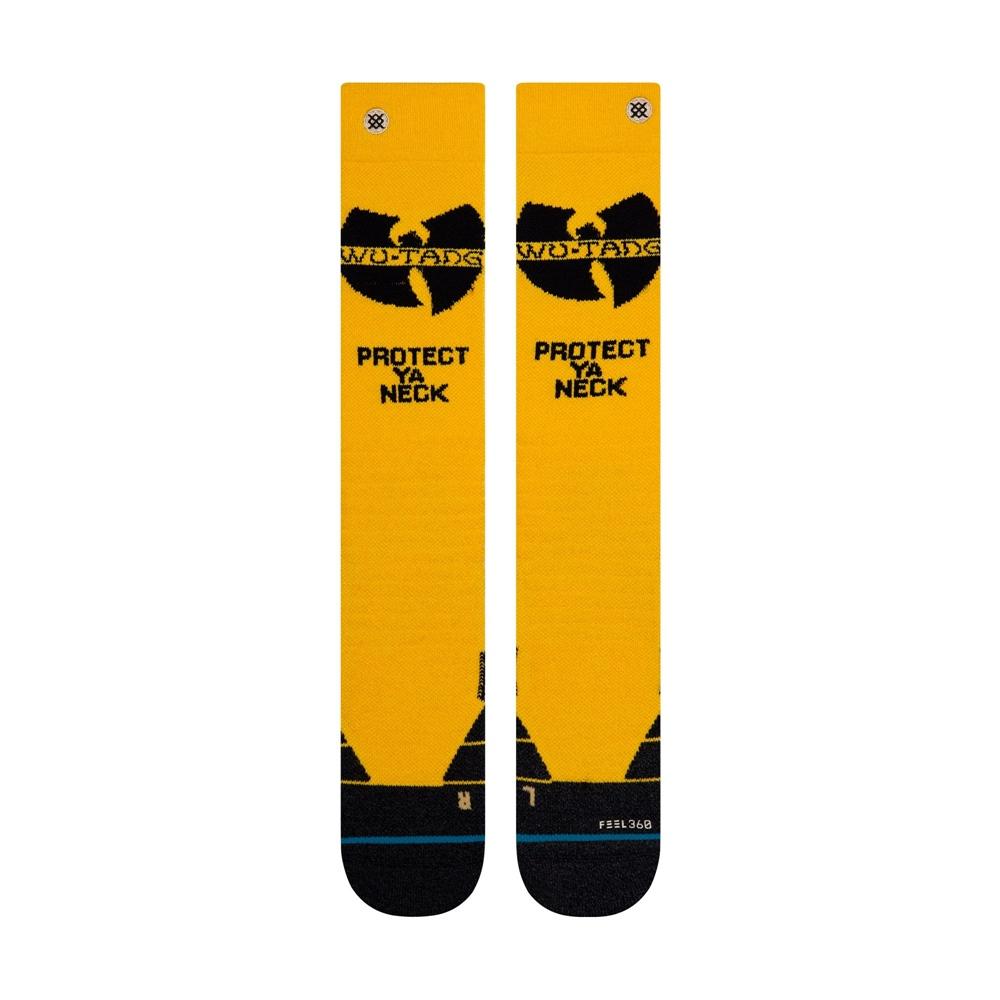 Stance Wu Protect Ya - yellow Größe: M Gelb: yellow