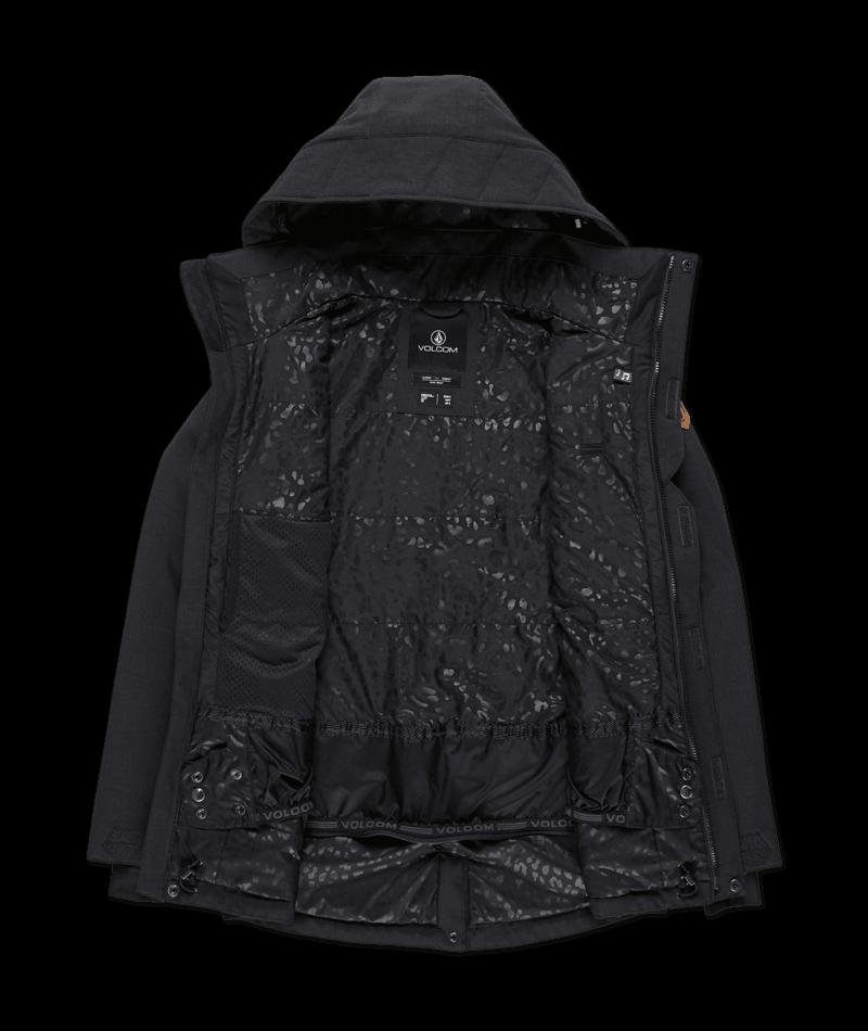 Volcom Shrine INS - black Größe: S Farbe: black