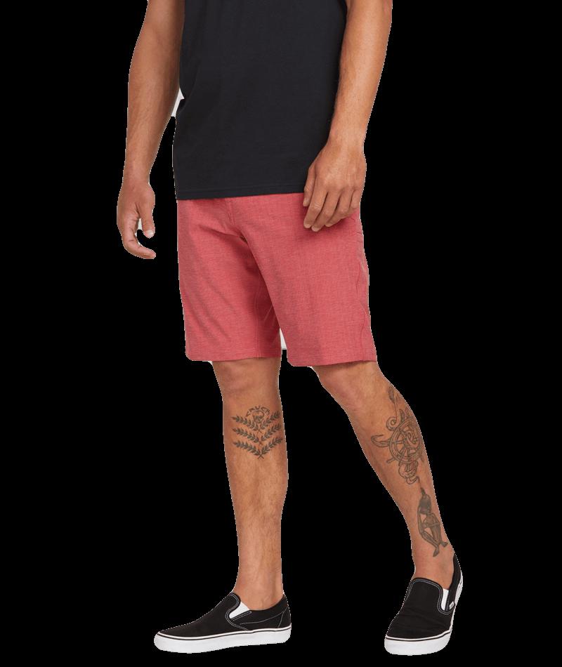 Volcom Frickin Slub - burgundy Größe: 31 Farbe: burgundy
