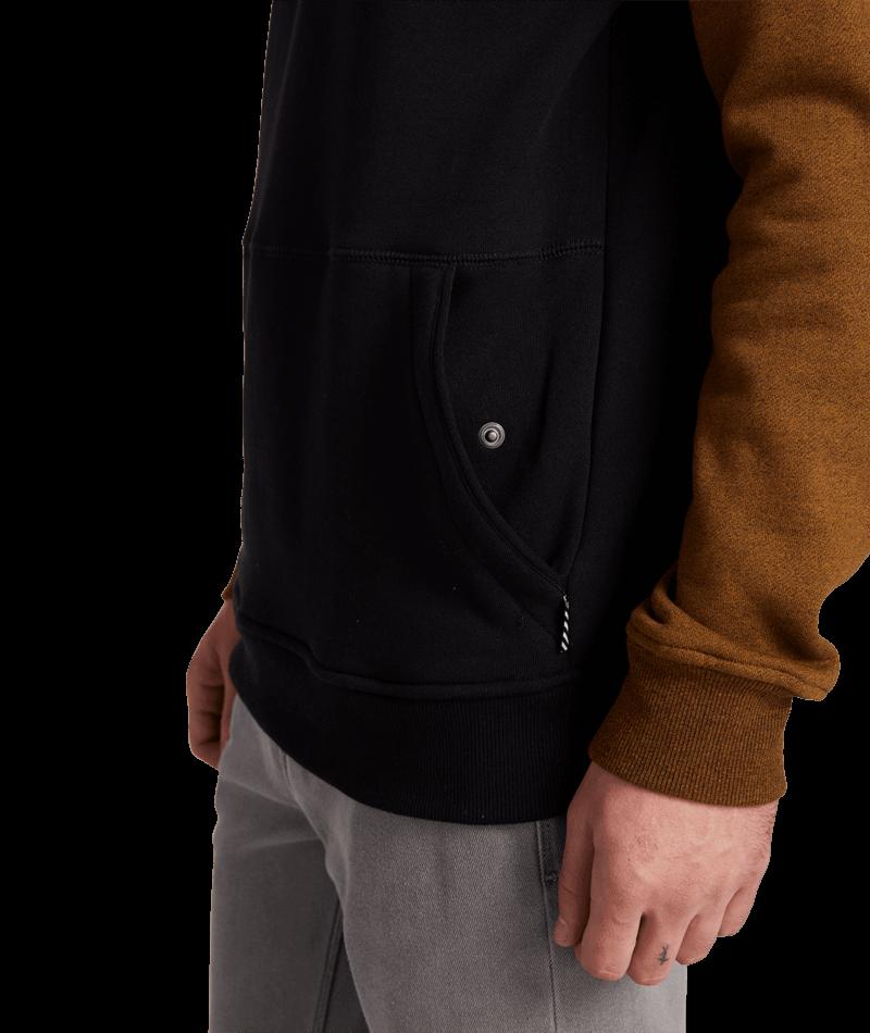Volcom Homak - rust Größe: XS Farbe: rust