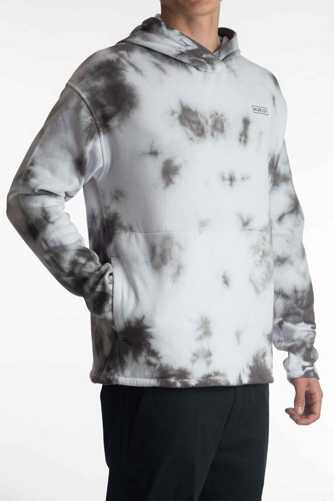 Hurley Lightning Wash - pure plantium Größe: M Farbe: pureplatni