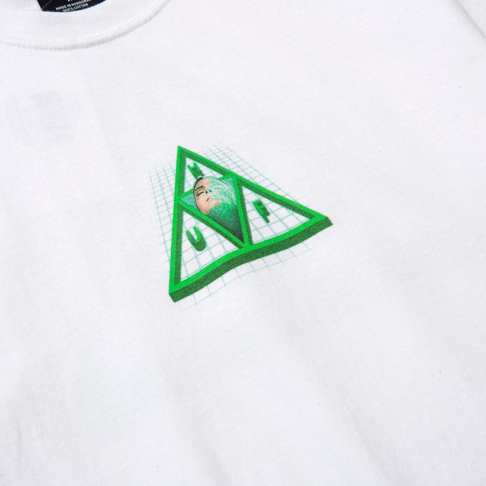 Huf Digital Dream - white Größe: L Weiss: white