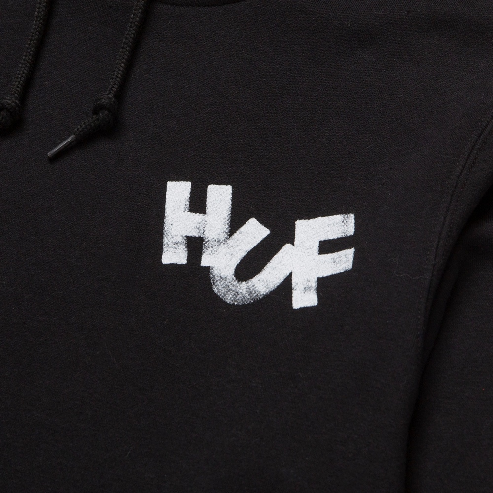 Huf Haze Brush - black Größe: L Schwarz: black