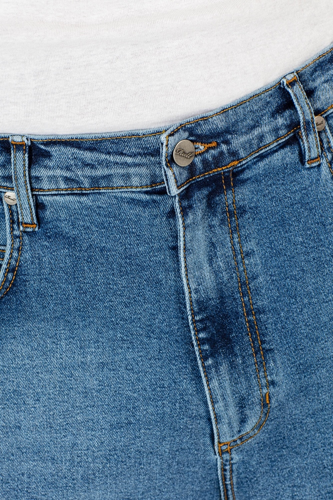Reell Baggy - retro mid blue Größe: 29/30 Farbe: retromidbl