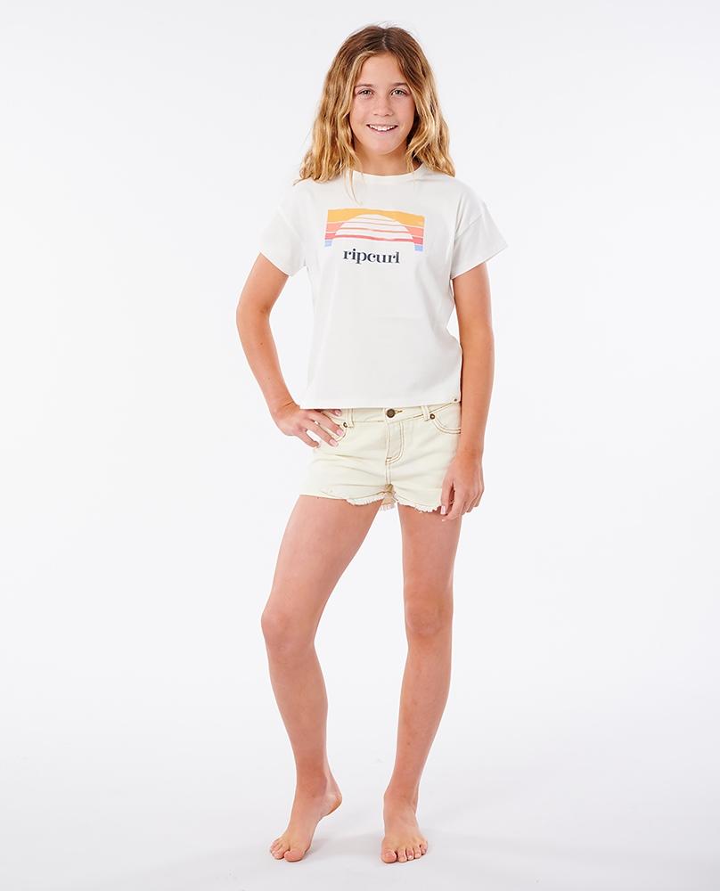 Rip Curl Golden State Girl - bone Größe: 116_S Farbe: bone