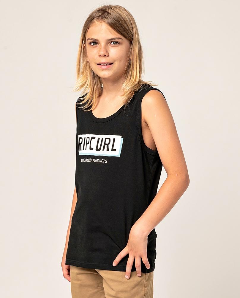 Rip Curl Corp - black Größe: 116_S Farbe: black