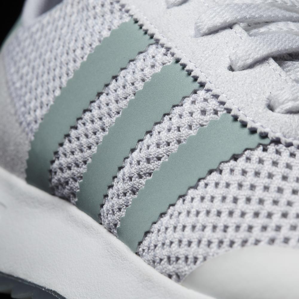 Adidas FLB W - ftw white Größe: 5½ Farbe: FTWWht