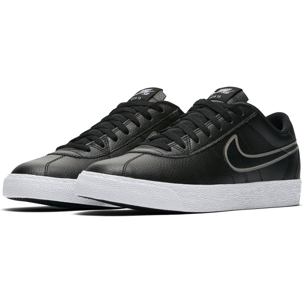 Nike SB Bruin Premium Low - black Größe: 10½ Farbe: BlkBlk