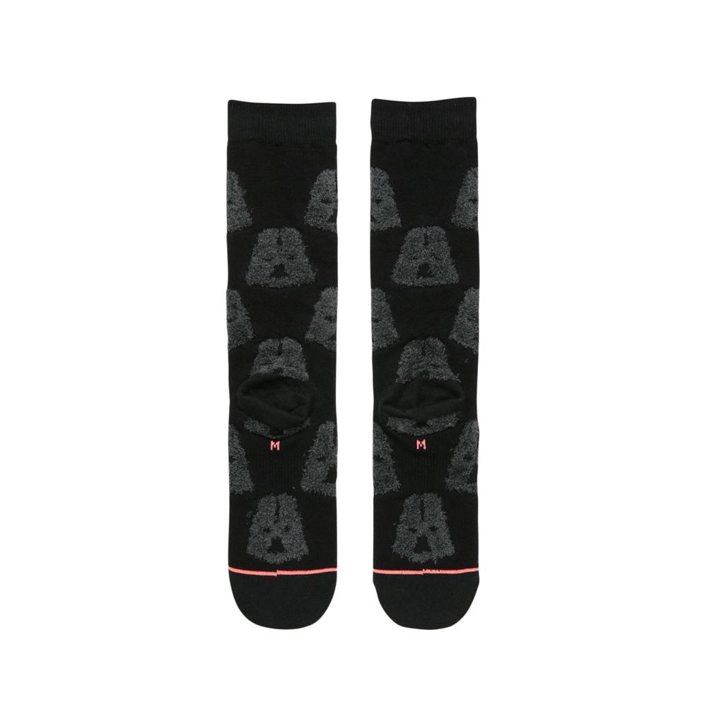 Stance Star Wars Cozy Vader - black Größe: S Farbe: Black