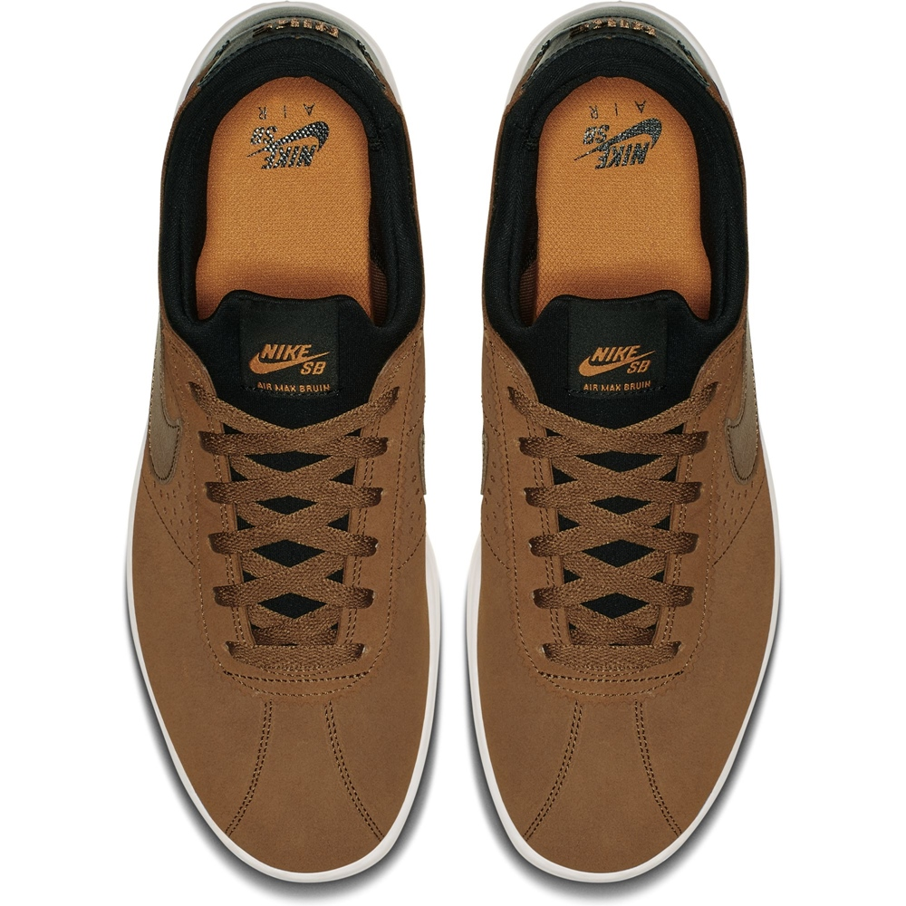 Nike SB Air Max Bruin Vapor - light british tan Größe: 6 Farbe: lightbriti