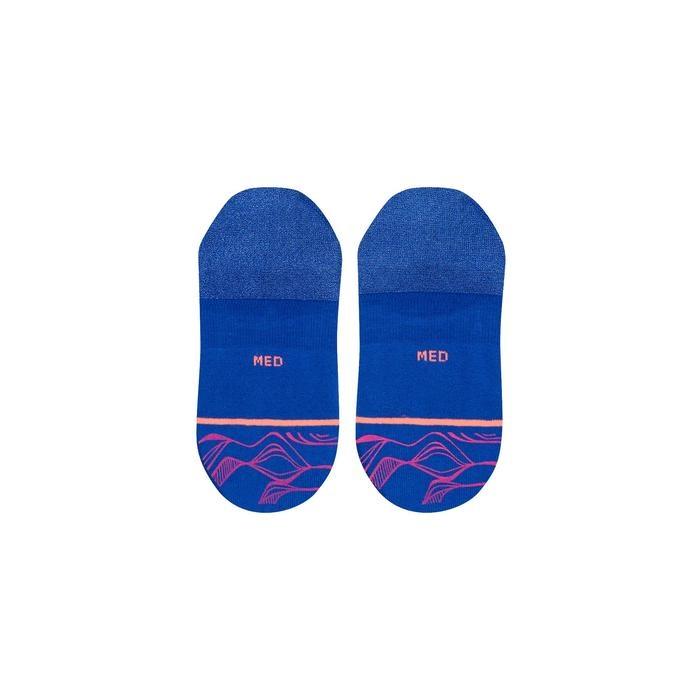 Stance Fluid - blue Größe: S Farbe: blue