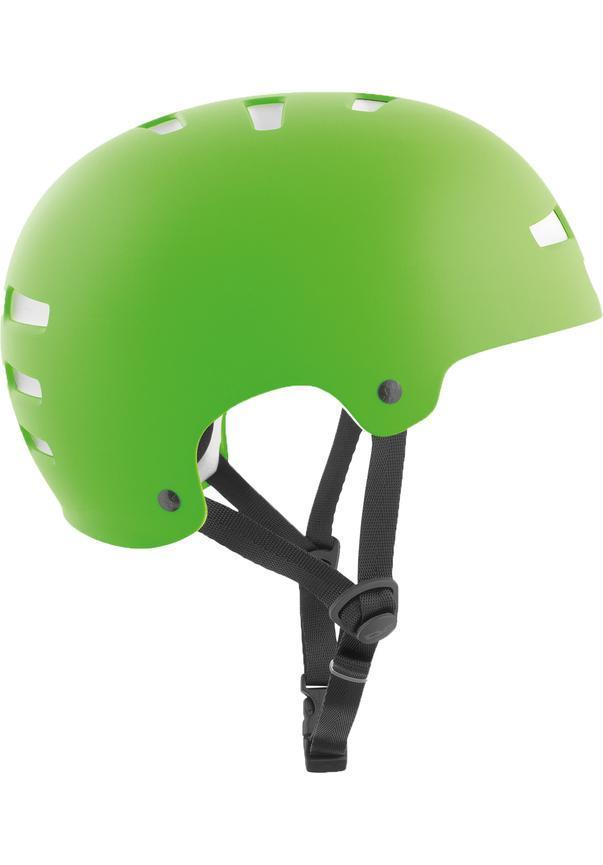 TSG Evolution Solid satin limegreen Farbe: limegreen Größe: S/M