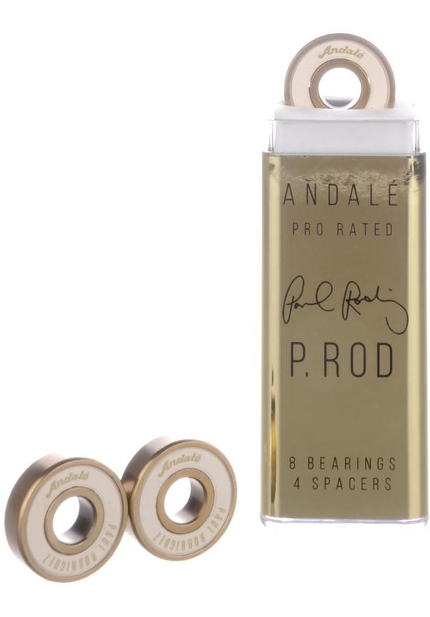 Andale Paul Rodriguez Pen Box - 8 Stück - incl. Spacer
