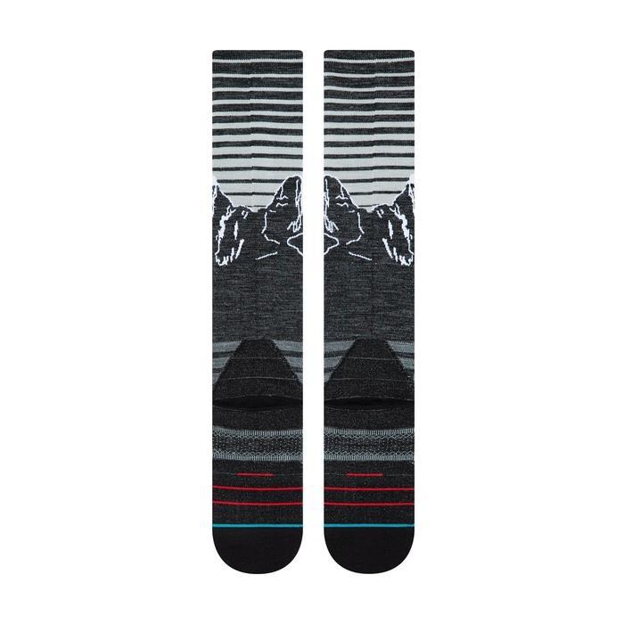 Stance Alpine JC - black Größe: M Farbe: black