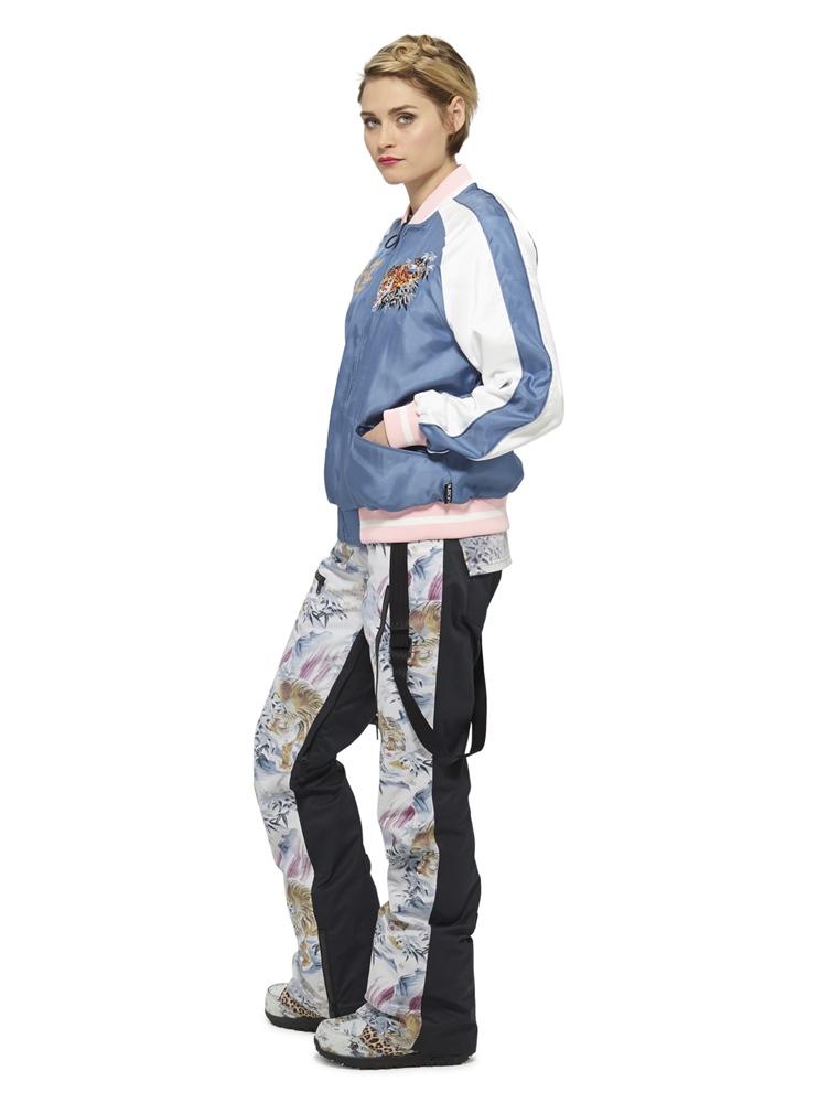 Burton Vivienna Souvenier - clean slate Größe: S Farbe: CleanSlate