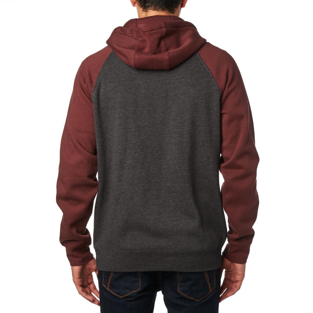 Fox Legacy Zip Fleece - charcoal Größe: XL Farbe: CharcoalHt