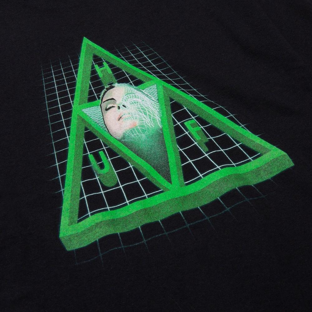 Huf Digital Dream - black Größe: L Farbe: black