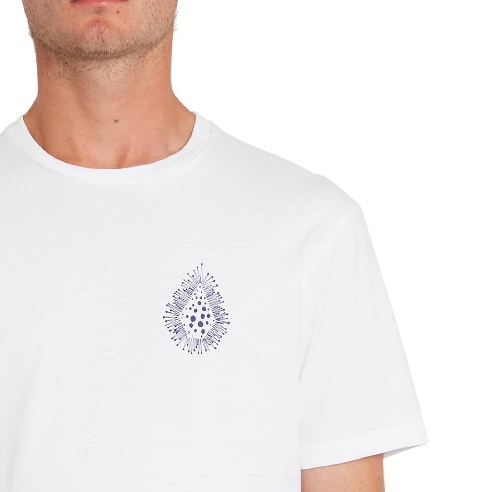 Volcom Coral Morph - white Größe: L Weiss: white