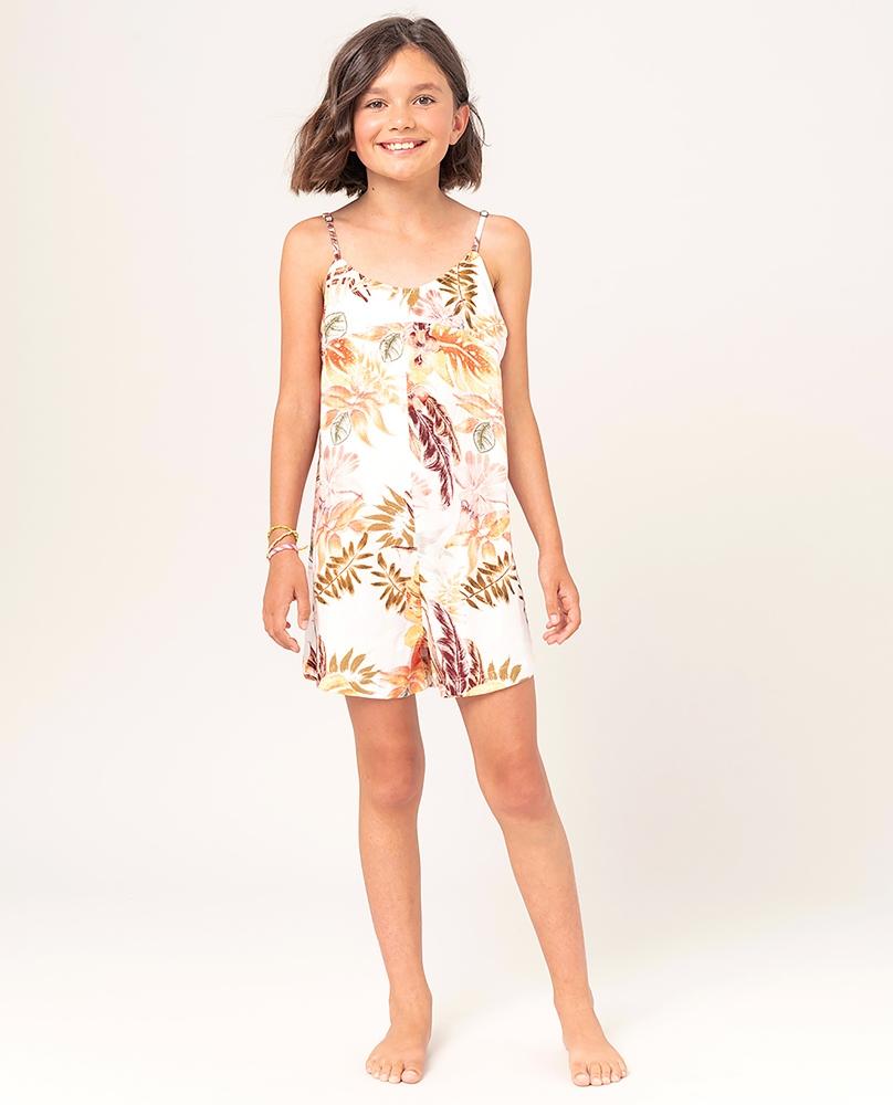 Rip Curl Tallows Romper Girl - white Größe: 116_S Farbe: white