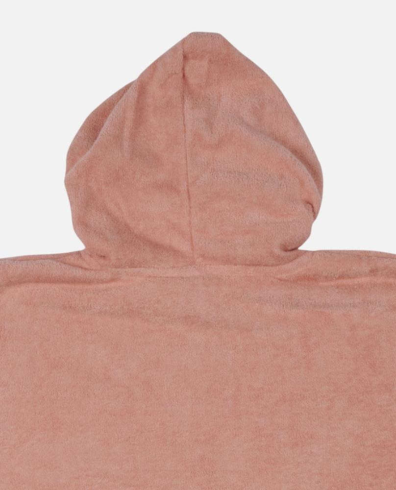 Rip Curl Girls Hooded Towel Mini - peach Größe: Onesize Farbe: peach