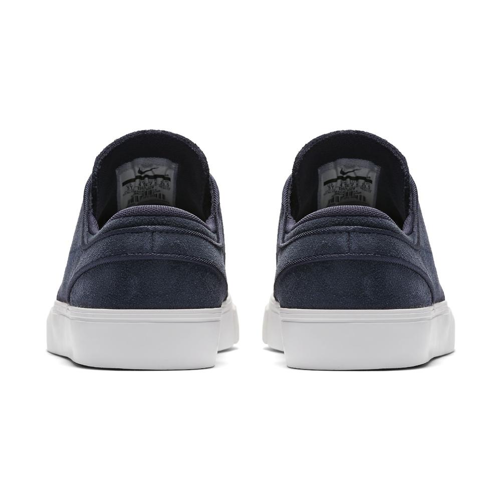Nike SB Stefan Janoski thunder blue Kids skate shoe low in Blau