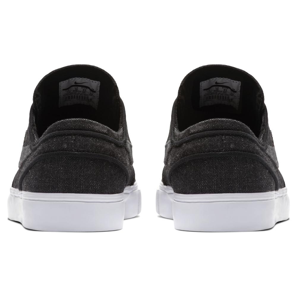 Nike SB Stefan Janoski Canvas - black Größe: 7 Farbe: black