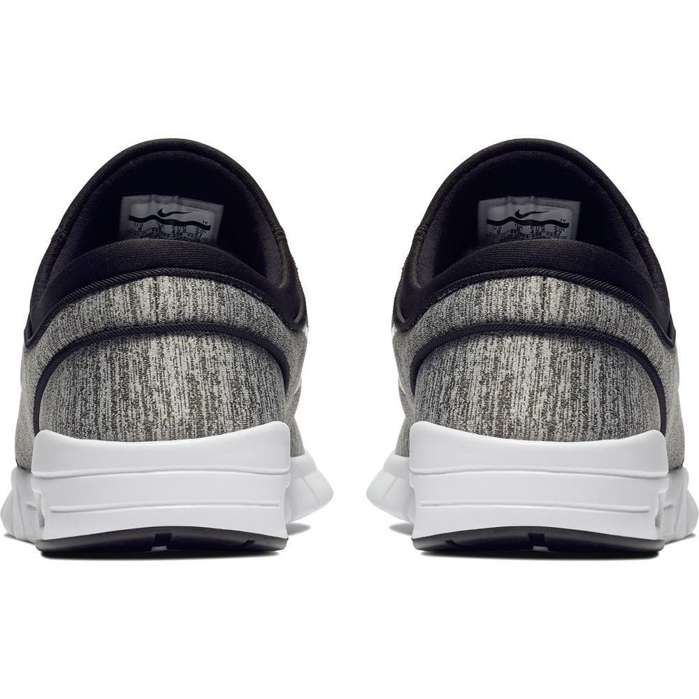 Nike SB Stefan Janoski Max - black white Größe: 6½ Farbe: blackwhite